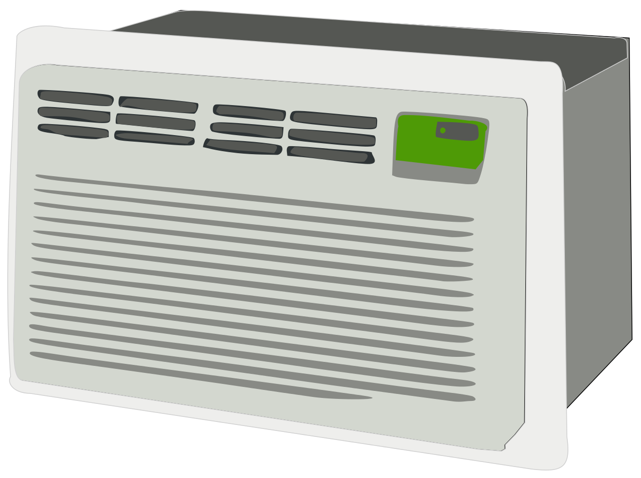 Cool clipart air conditioner. File svg wikimedia commons