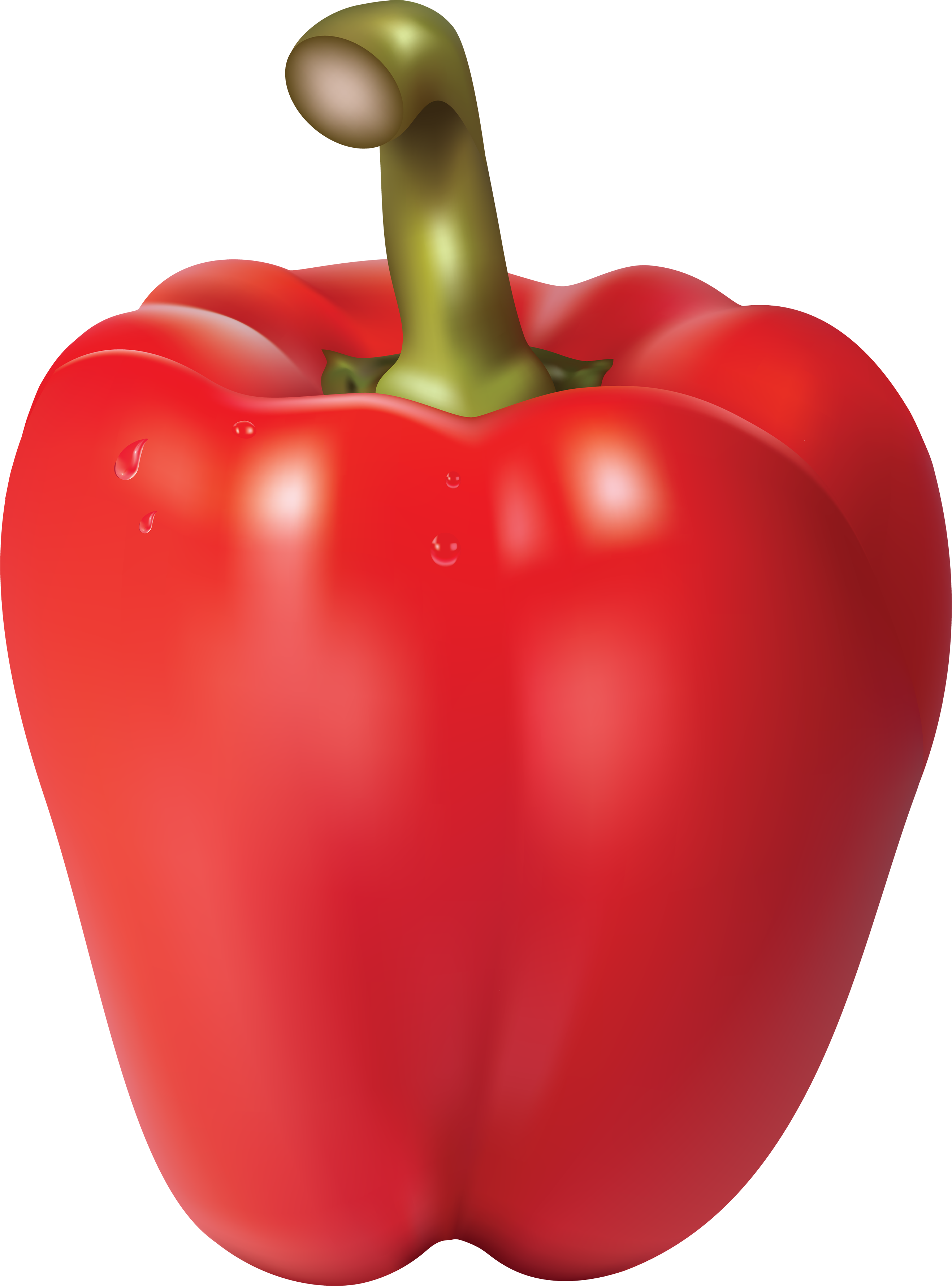 Red pepper png image. Peppers clipart capsicum