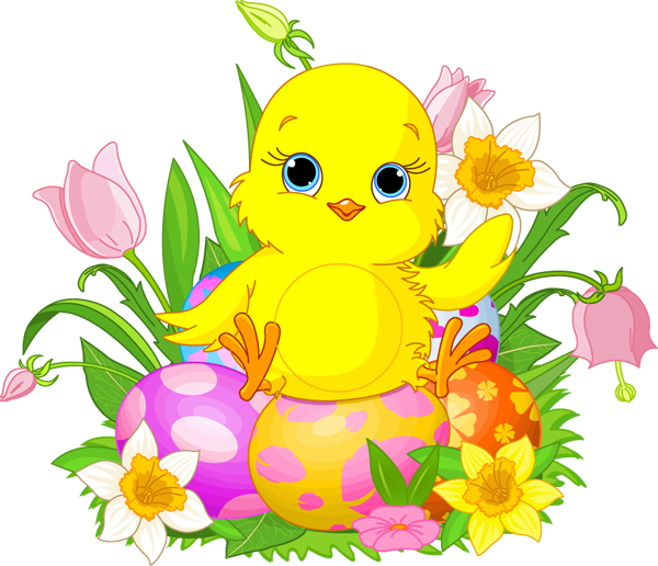 Chicken clipart easter. Duckling panda free images