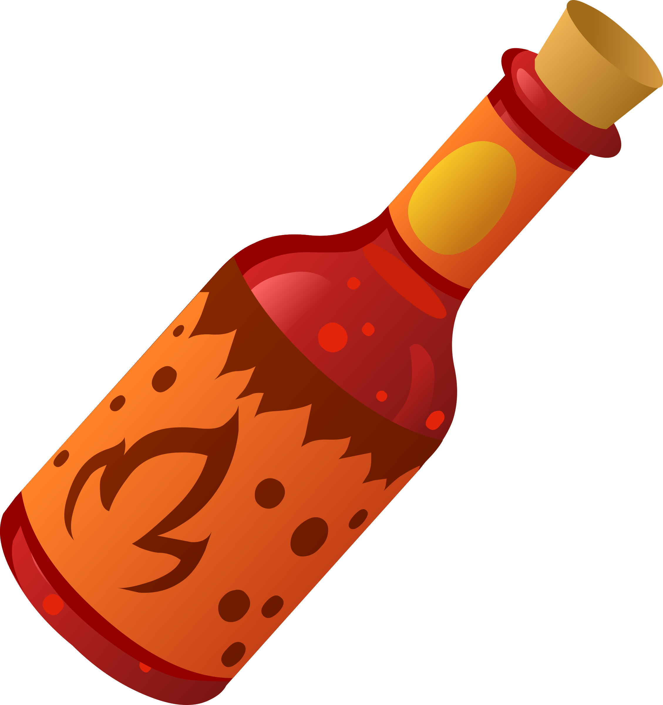 Food hot n fizzy. Soup clipart spilled