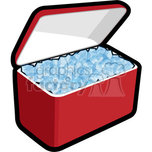 Ice clipart ice box. Cooler royalty free images