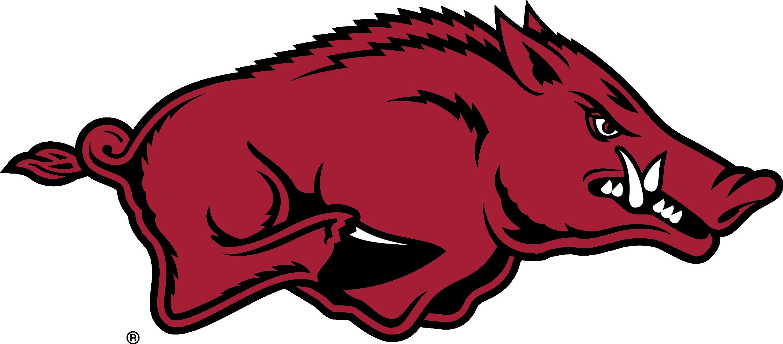 Cool clipart logo. Arkansas razorbacks collection the