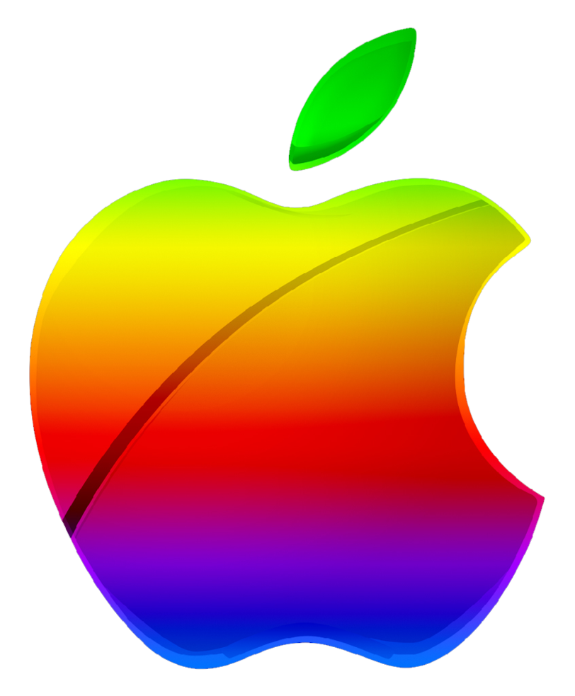 Apple png icon web. Cool clipart logo