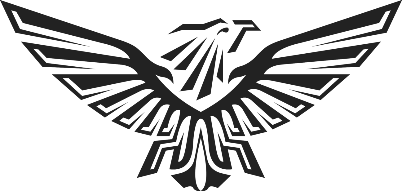collection of eagle. Cool clipart logo
