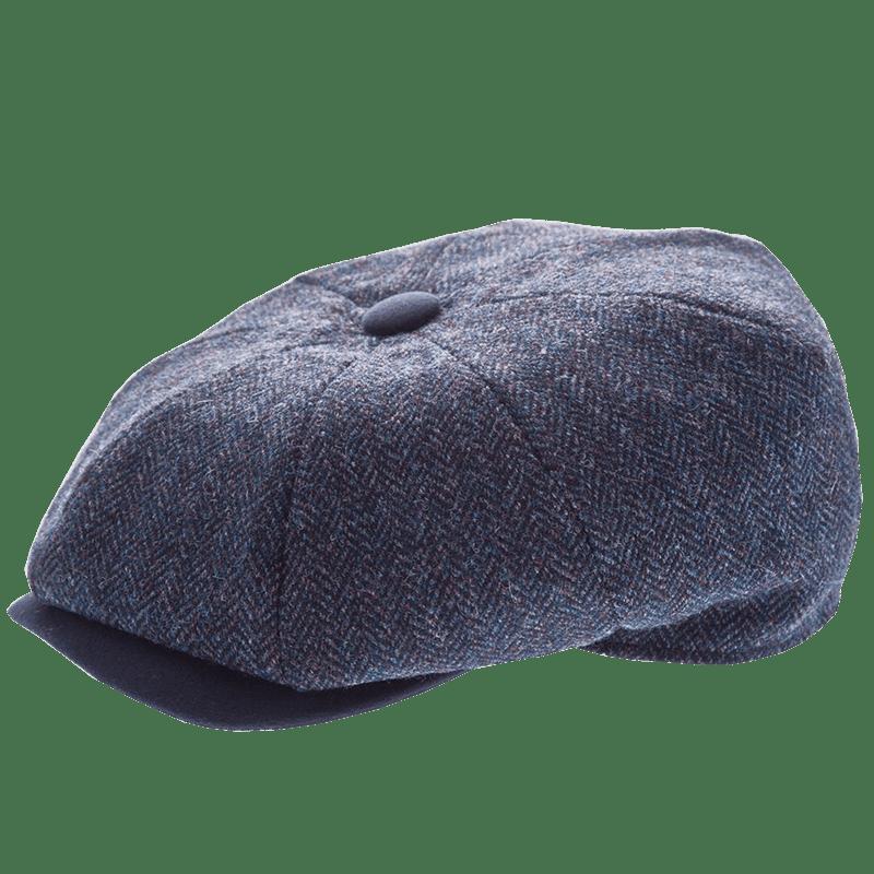 Cop clipart cap. Tweed flat transparent png