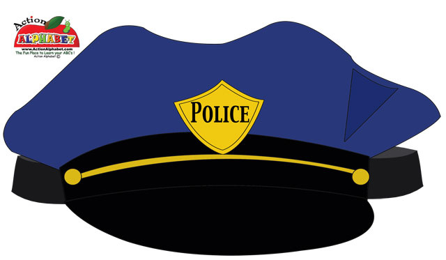 Police hat free download. Cop clipart cap