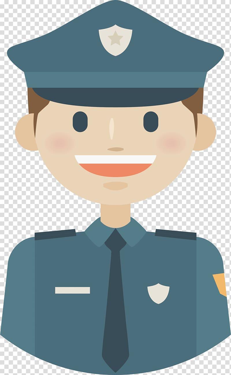 Police officer car policemen. Cop clipart commissioner