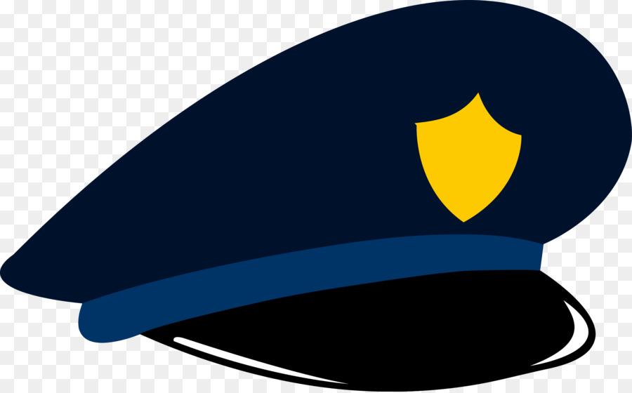 Cop clipart law enforcement. Police officer cartoon hat