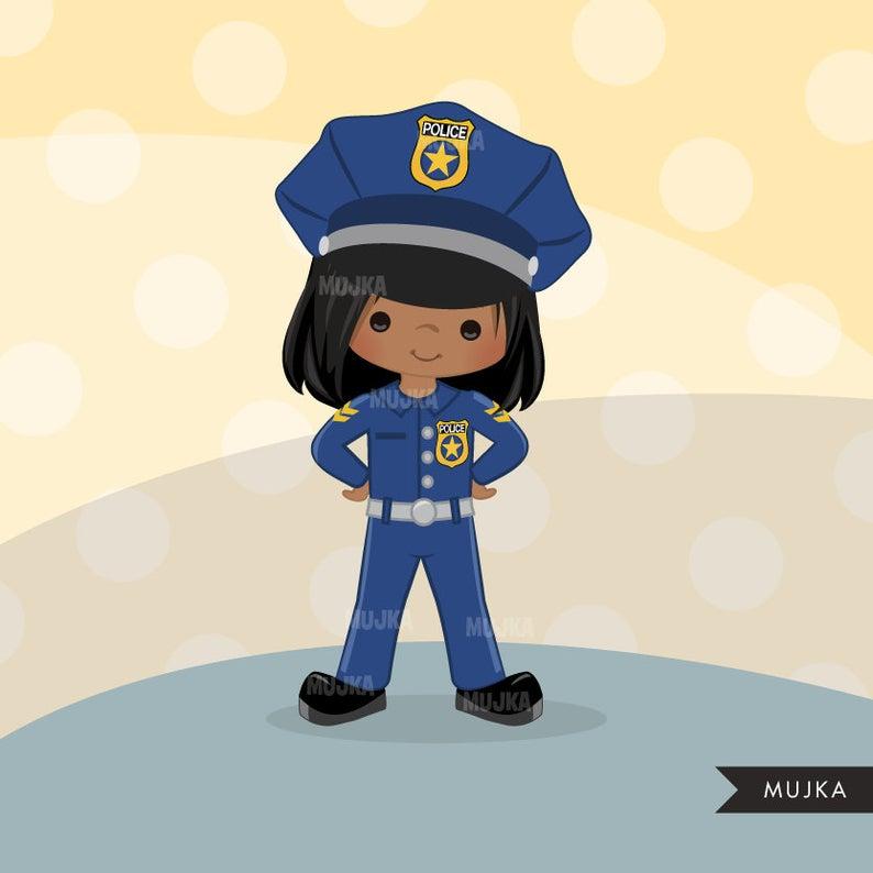 Cops police officer little. Cop clipart law enforcement