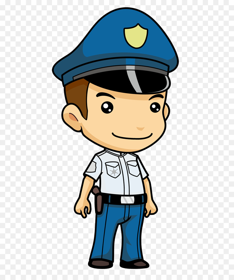 Police clipart police detective. Officer cartoon