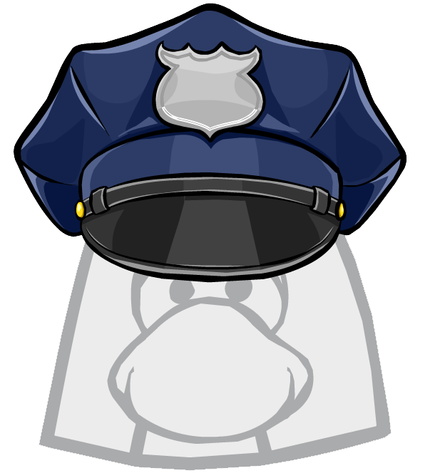 Cop police outfit