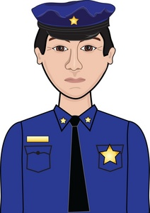 Free uniform cliparts download. Cop clipart police shirt