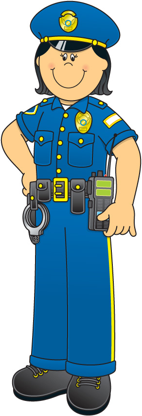 Cop clipart police shirt. Uniform free download best