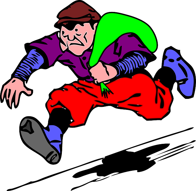 Can you sue for. Group clipart robber