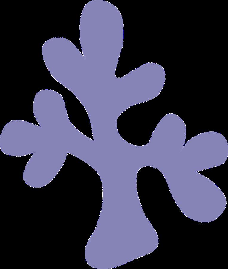 Sea ocean clip art. Purple clipart coral