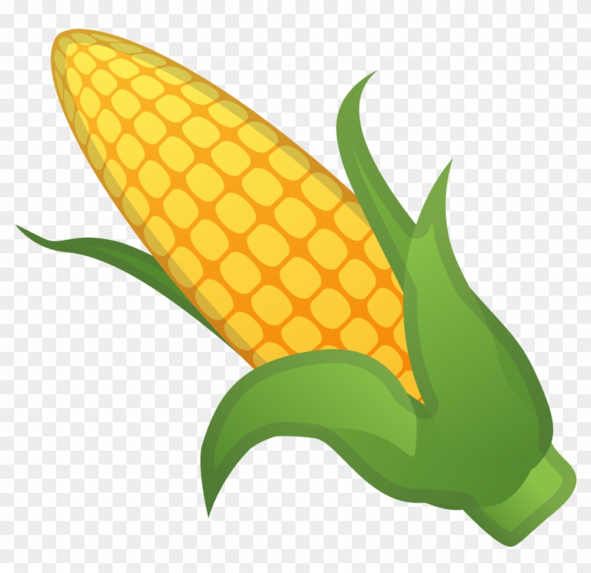 Corn clipart elote. Ear of icon emoji