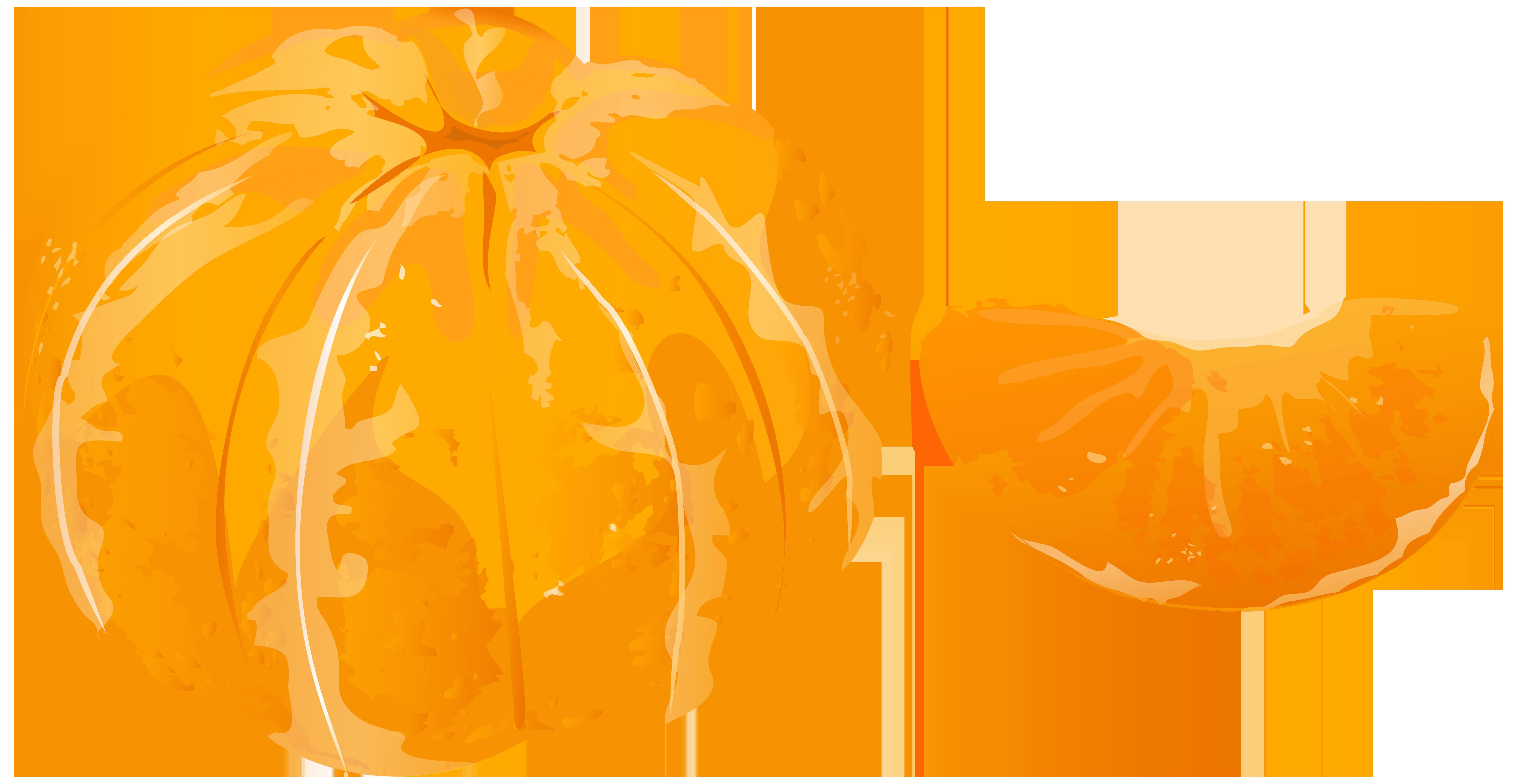 Pumpkin clipart chalkboard. Peeled mandarin transparent png