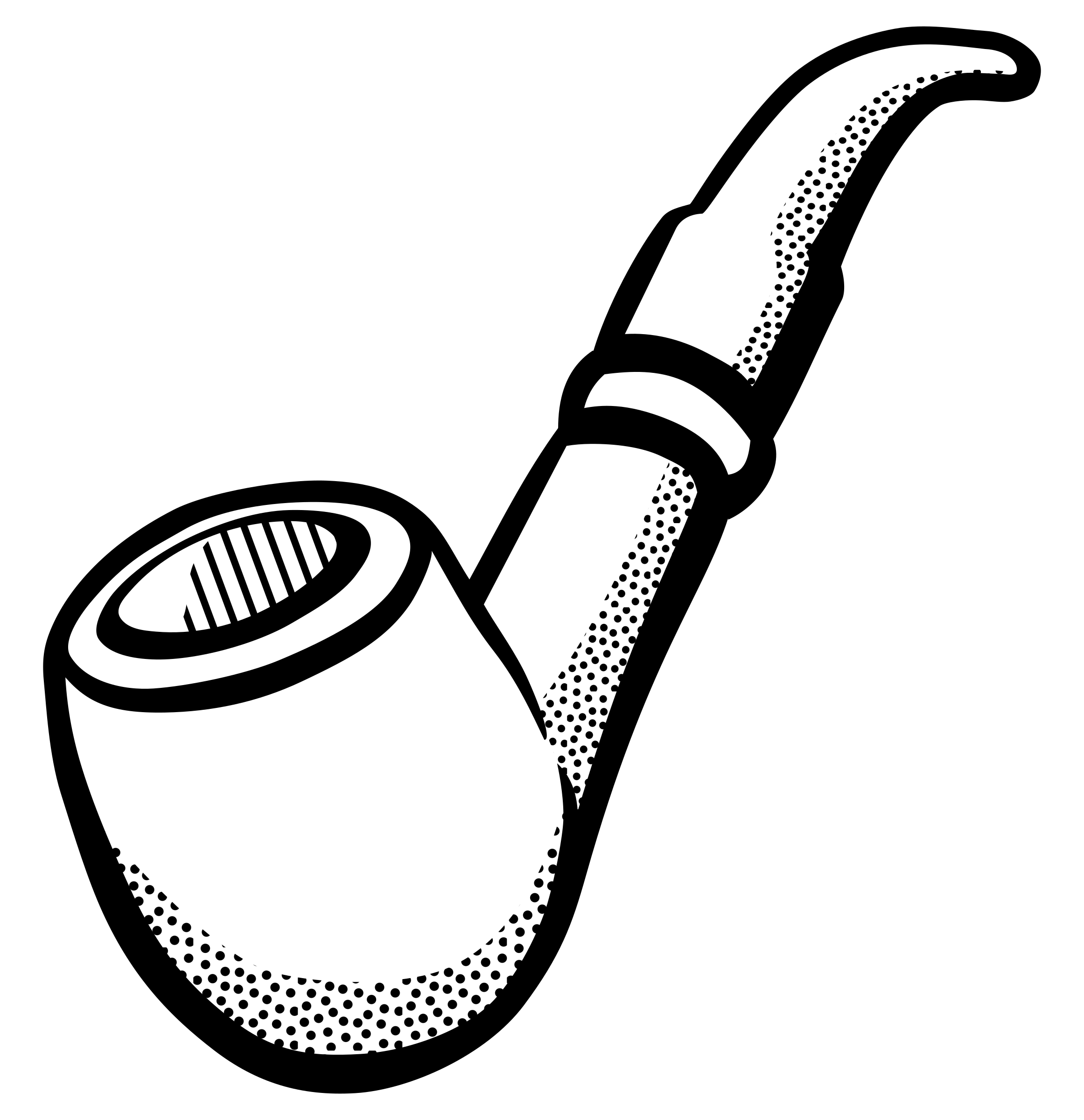 pipe huge freebie. Evidence clipart clipart black and white