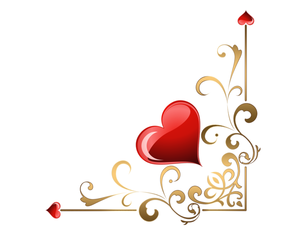 Flourish clipart heart, Flourish heart Transparent FREE for download on WebStockReview