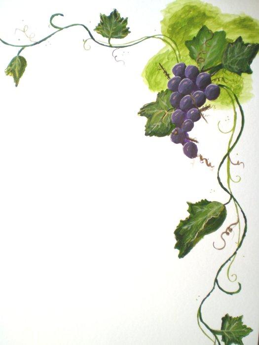 Free grapevine cliparts download. Grapes clipart border