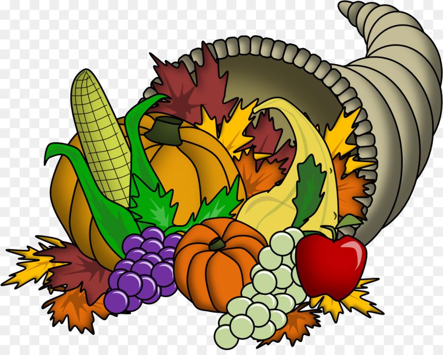 Thanksgiving free content clip. Cornucopia clipart