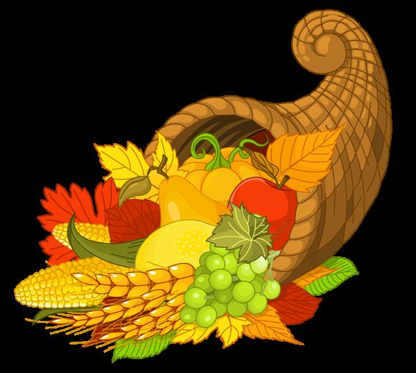 Thanksgiving at getdrawings com. November clipart cornucopia
