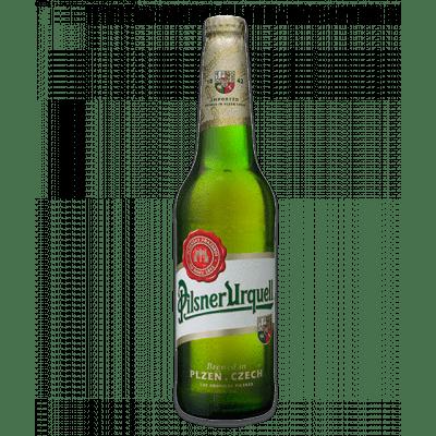 Transparent stickpng pilsner urquell. Corona bottle png