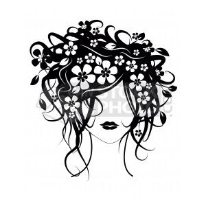 Cosmetology clip art of. Beauty clipart cosmetologist