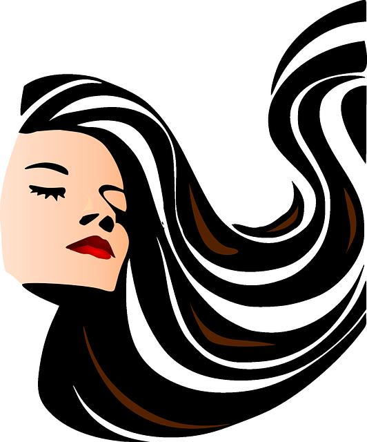 Cosmetology clipart beautiful woman. Free image on pixabay