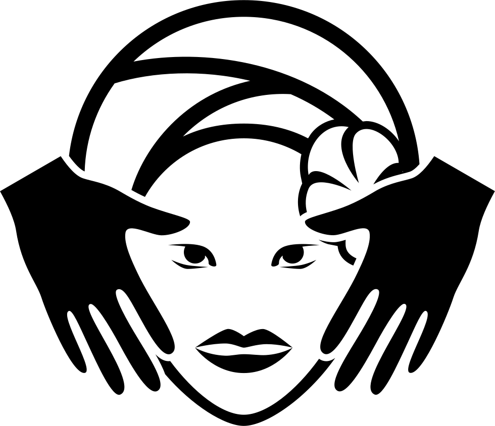 Cosmetology clipart cosmetologist. Svg png icon free