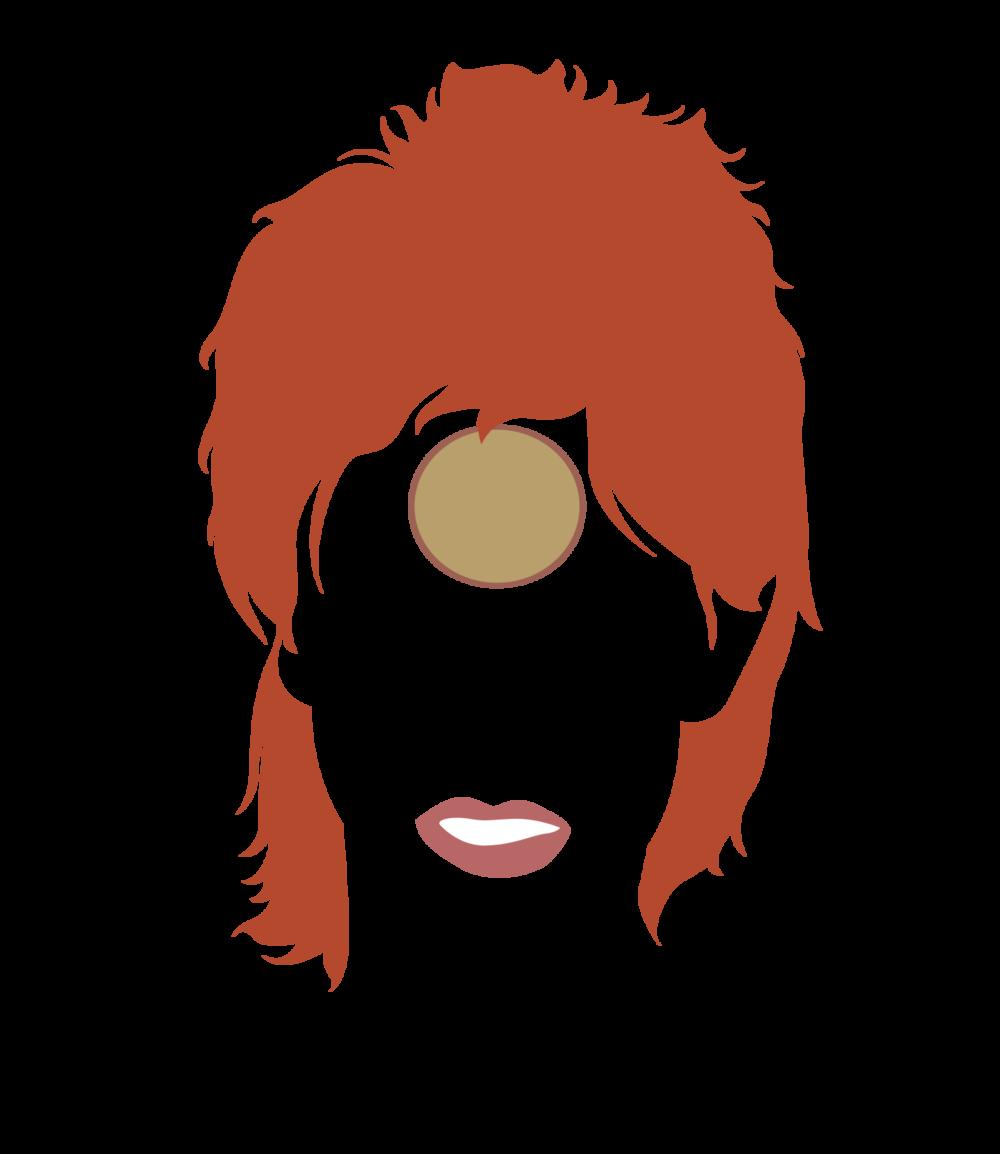 Rocket science salon artwork. Cosmetology clipart hair weave