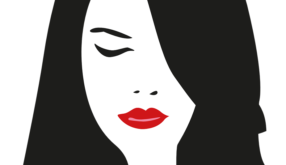 cosmetology clipart women's hair