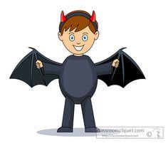 Halloween monster jpg pinterest. Costume clipart
