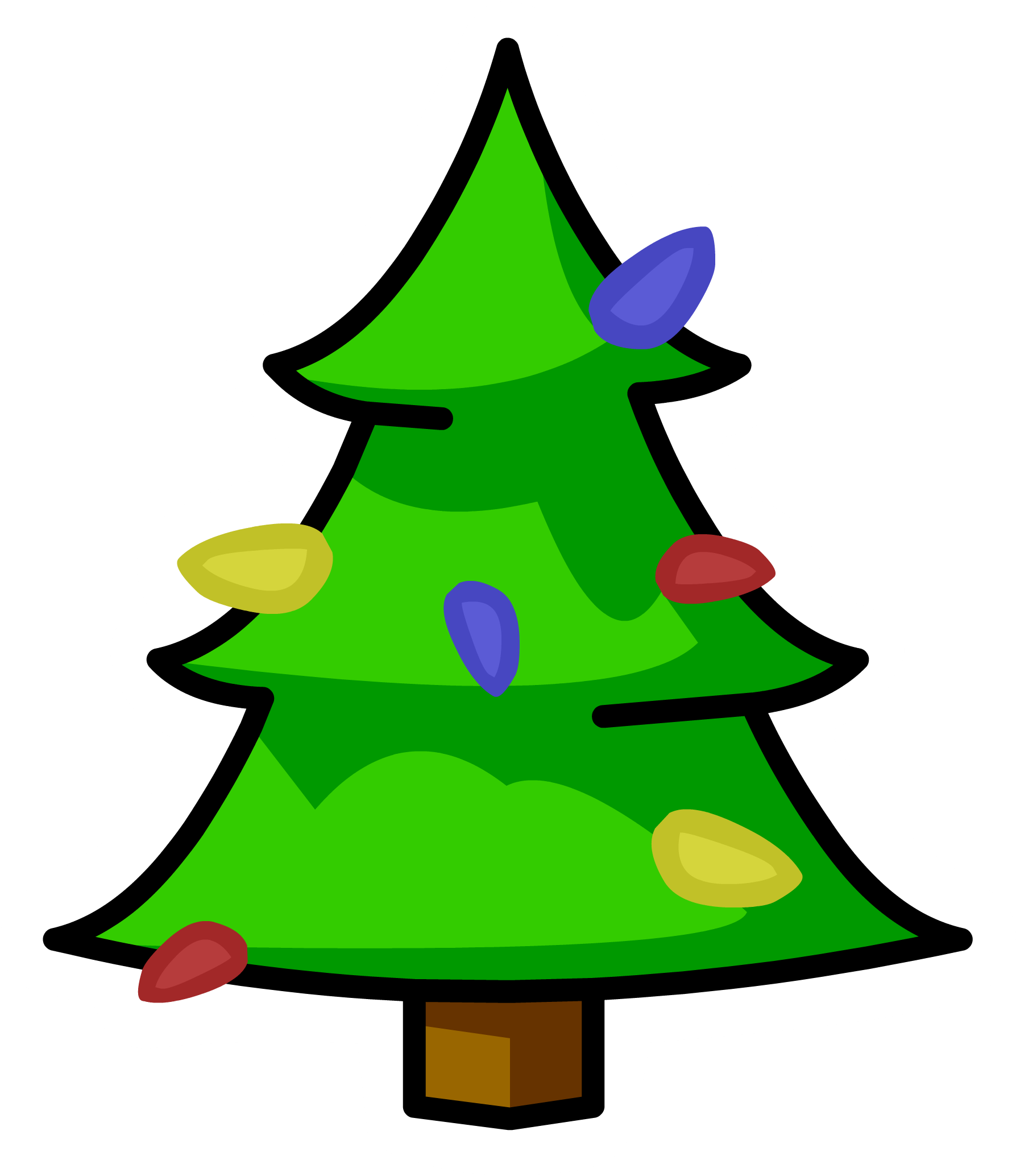 Costume clipart christmas tree. Image pin png club