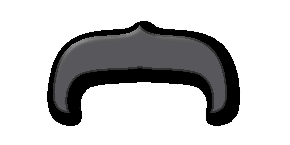 Free mustache cliparting com. Moustache clipart fu manchu