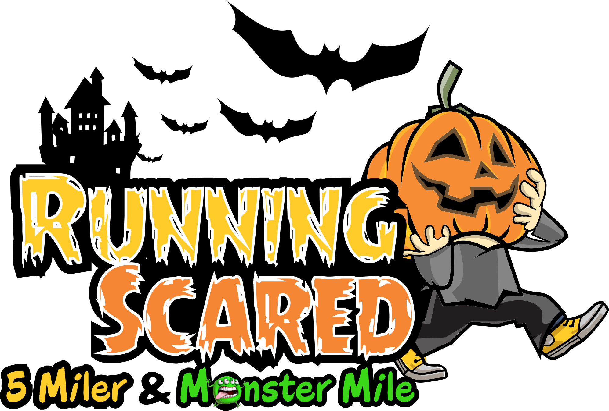 Running scared miler and. Costume clipart costume contest