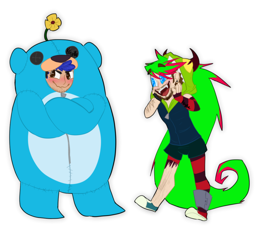 Costume clipart costume day. Septiplier week costumes cosplay