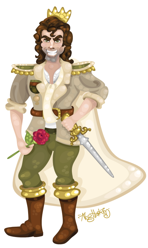 Costume clipart costume day. Abz hakim prince charming
