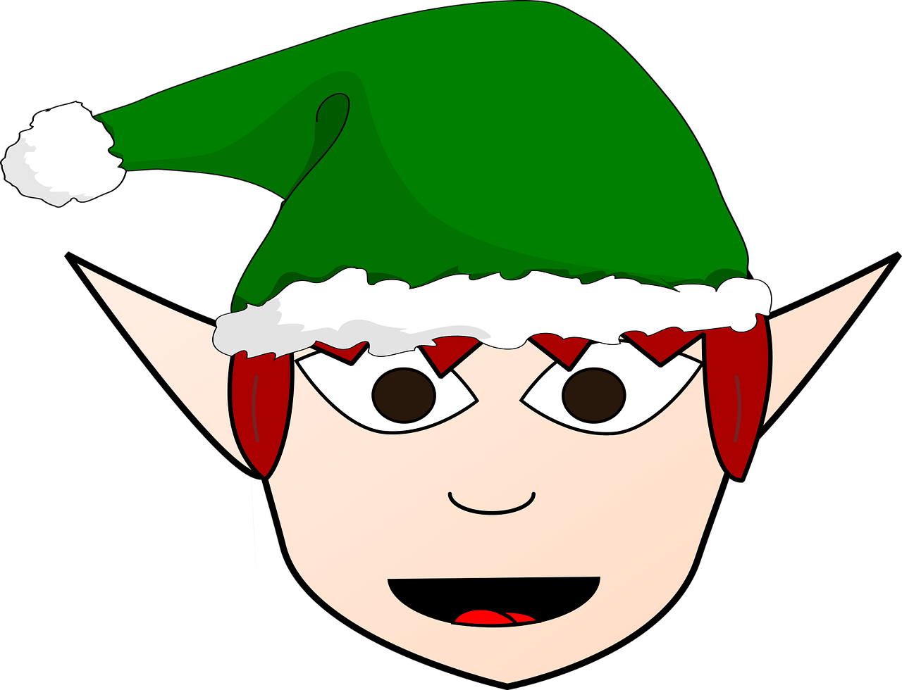 Elves clipart feet. Elf costumes for dogs