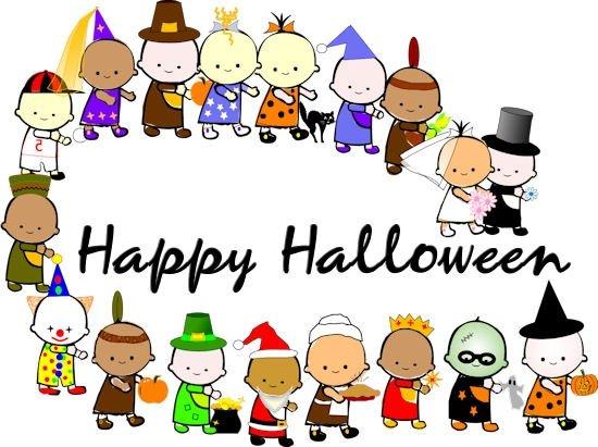 Halloween clipartxtras gclipart com. Costume clipart costume parade
