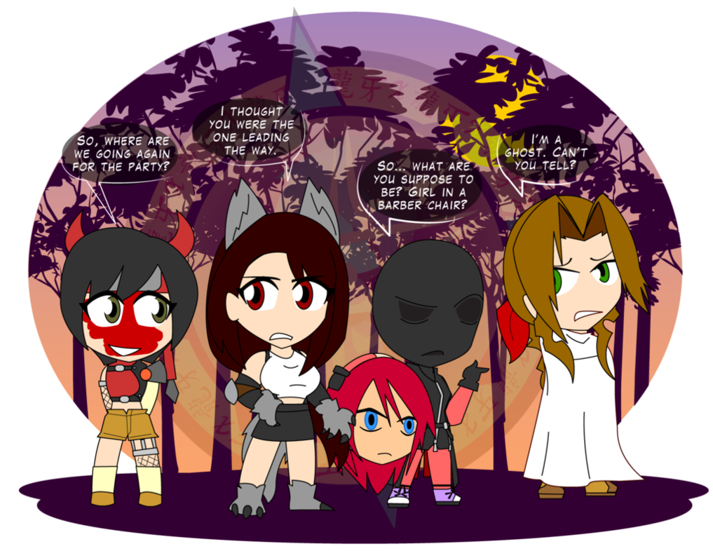 The square enix by. Costume clipart costume party