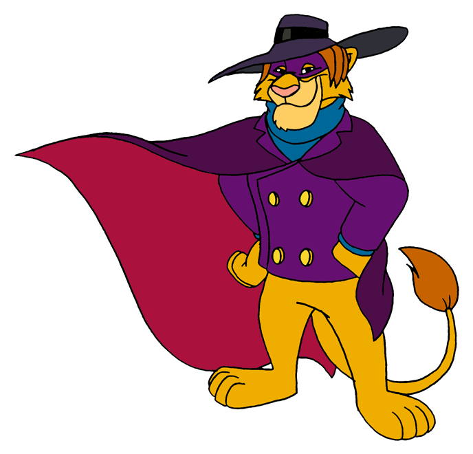 Me as darkwing by. Costume clipart duck