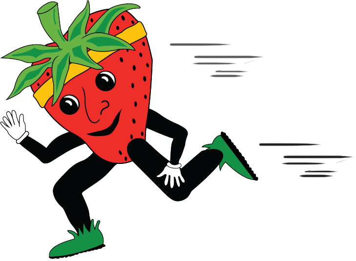The Vista California Strawberry Festival is held annually on