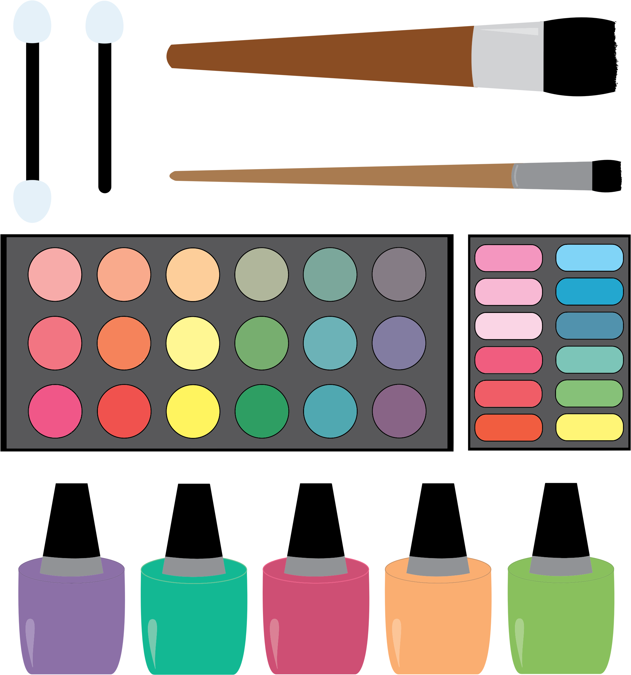 Costume clipart makeup. Icons png free and