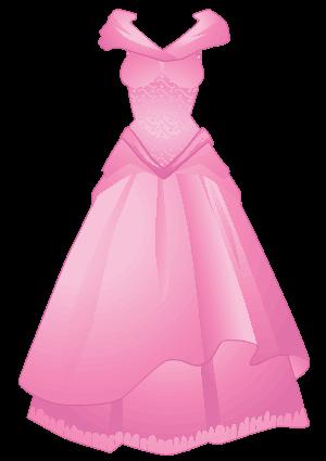 Dress clipart beautiful dress. Free pink cliparts download
