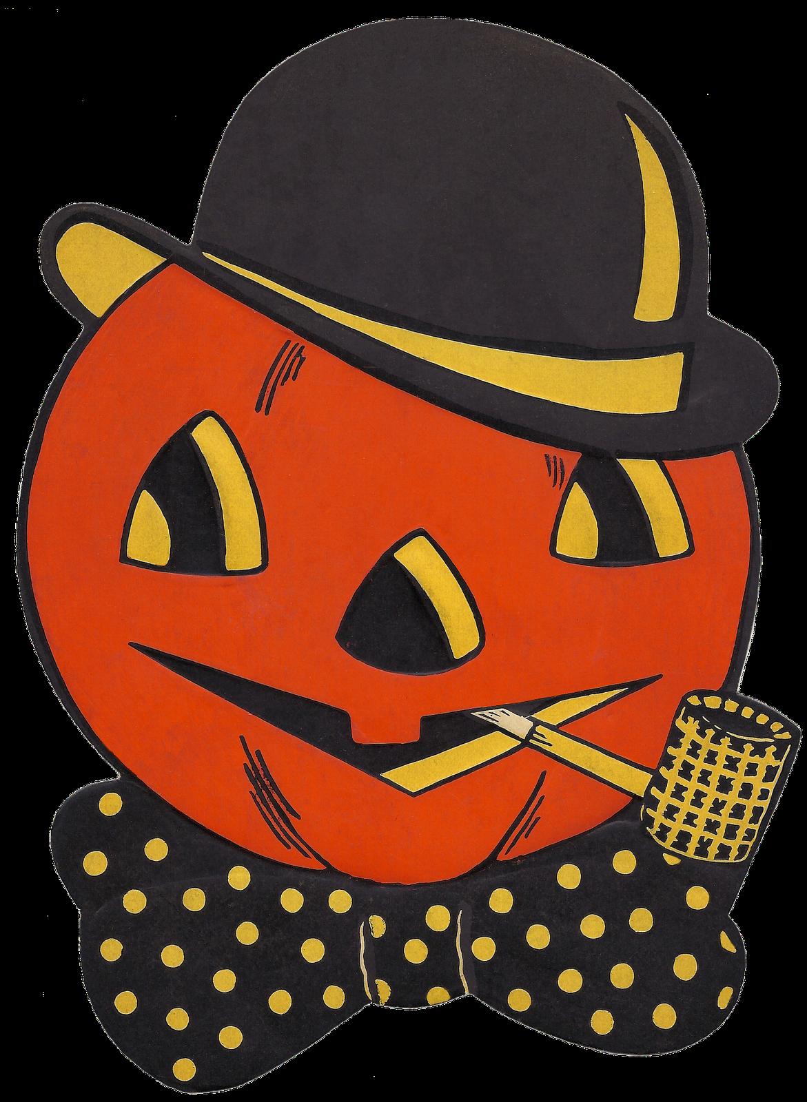 Costume clipart potluck. Pipesmokinpumpkin png halloween banners