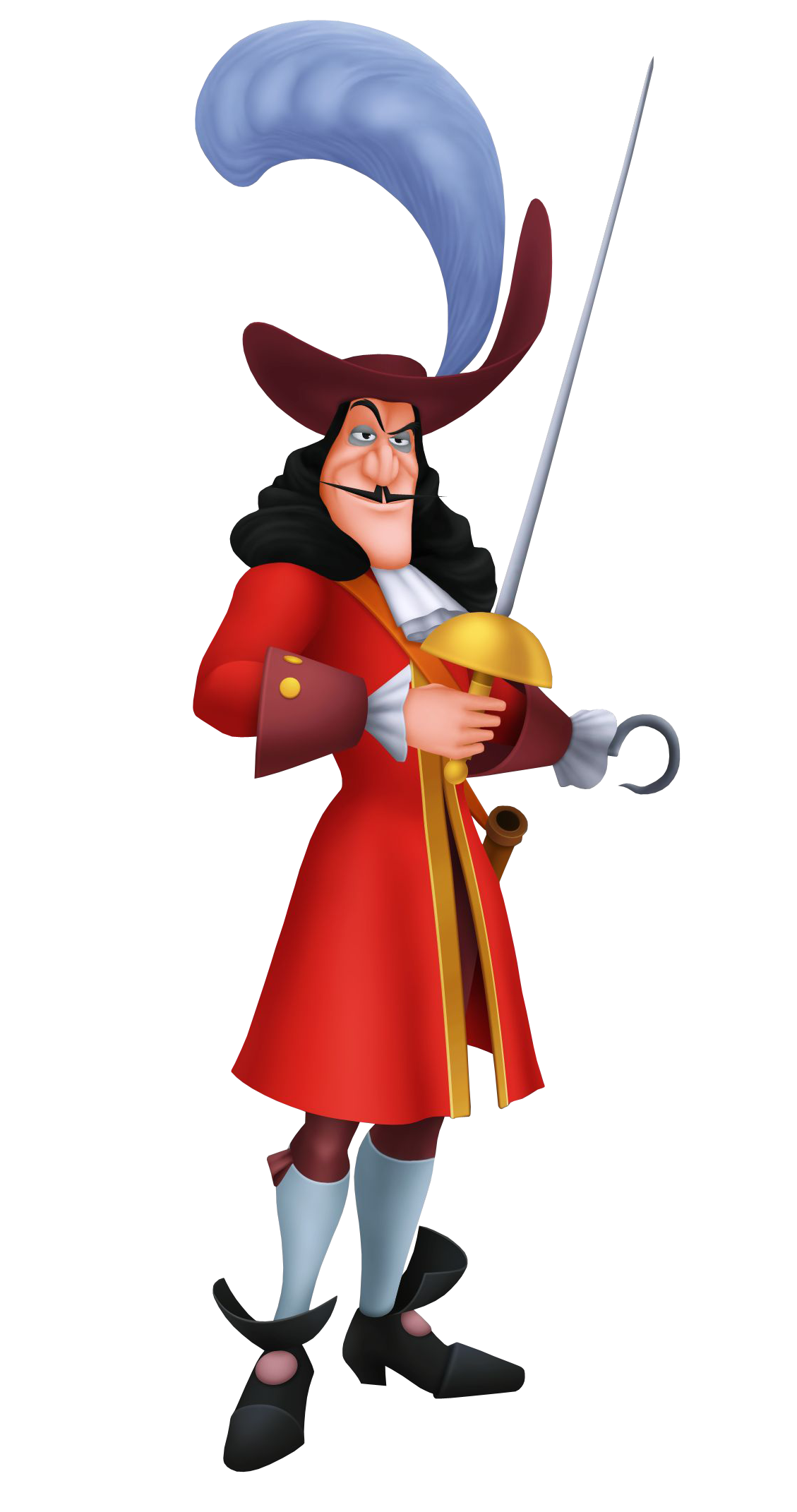 Captain hook pinterest disneywiki. Costume clipart story character