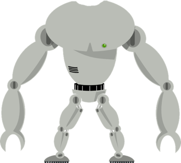 Robot free images at. Costume clipart suit