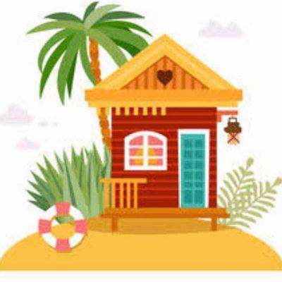 Cottage clipart beach cottage. The tanning salon s