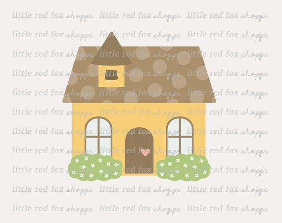 Cottage clipart cottage door. House clip art home